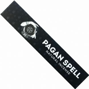 New Moon Aromas | Pagan Spell Incense Sticks 15g (1 Box) Free UK Delivery